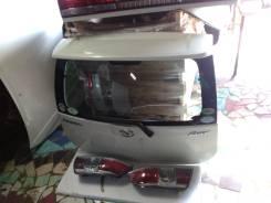 Дверь багажника. Toyota Passo, KGC10, KGC15 Daihatsu Boon, M310S, M300S, M301S