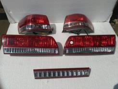 Стоп-сигнал. Toyota Mark II, GX100, LX100, GX105, JZX105, JZX100, JZX101 Двигатели: 1JZGTE, 1GFE, 2JZGE, 1JZGE, 2LTE