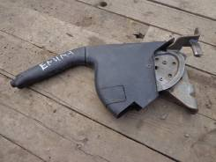 Ручка ручника. Nissan Bluebird, ENU14 Двигатель SR18DE