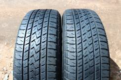 Bridgestone Dueler H/L D683. Летние, 2009 год, износ: 50%, 2 шт
