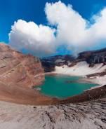 Заброска, транспорт под вулкан Горелый, Дачные источники 4 места