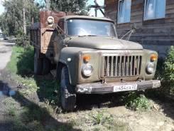 ГАЗ 53. Газ 53, 2 700 куб. см., 2 000 кг.