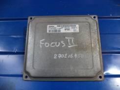 Коробка для блока efi. Ford Focus Двигатель 1 6 TIVCT
