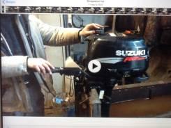 Suzuki. 5,00л.с., 4х тактный, бензин, нога L (508 мм)