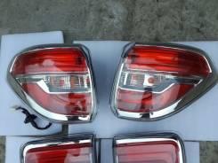 Стоп-сигнал. Nissan Patrol, Y62