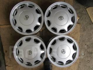 Toyota. 7.0x16, 5x114.30, ET50, ЦО 59,0мм.