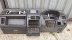 Панель приборов. Nissan Cube, AZ10, ANZ10, Z10 Двигатель CG13DE
