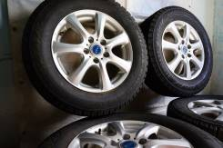 Bridgestone. 6.5x16, 5x114.30, ET54, ЦО 72,0мм.