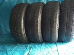 Bridgestone Blizzak Revo GZ. Всесезонные, 2009 год, износ: 50%, 4 шт