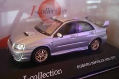 Модель Subaru Impreza WRX STi 1:43