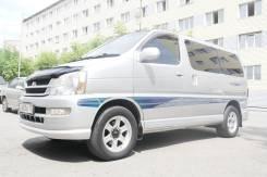 Наклейка. Toyota Hiace Regius