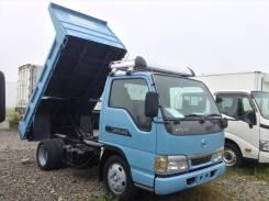 Nissan Atlas. 3 тонны, самосвал, 5 000 куб. см., 3 000 кг.