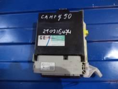 Блок предохранителей салона. Toyota Camry, 50