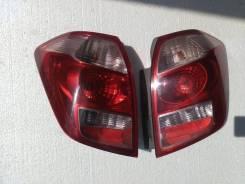 Стоп-сигнал. Toyota Ractis, NCP100, NCP105 Двигатель 1NZFE