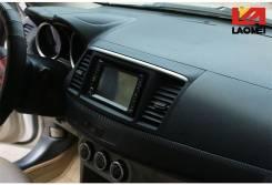 Магнитола. Mitsubishi Lancer