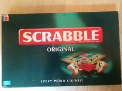 Scrabble настольная игра
