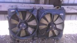 Радиатор охлаждения двигателя. Toyota Celica