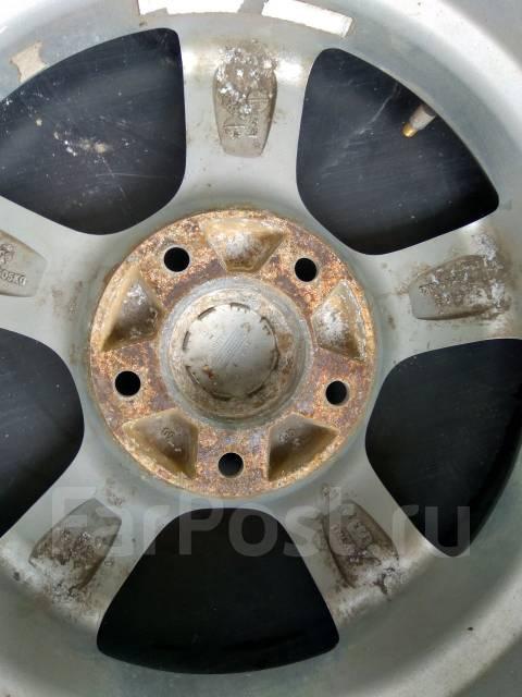 Enkei Rivazza Tuner. 6.5x15, 5x114.30, ET50, ЦО 73,0мм.