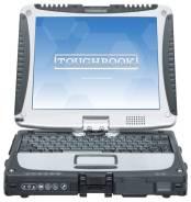 "Panasonic Toughbook CF-19. 10.4"", 1,2ГГц, ОЗУ 4096 Мб, диск 160 Гб, WiFi, Bluetooth, аккумулятор на 8 ч."