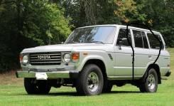 Направляющая стекла. Toyota Land Cruiser