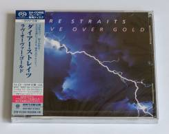 Dire Straits / Love Over Gold Japan SHM-SACD Limited Release