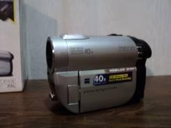 Sony DCR-DVD610E. без объектива