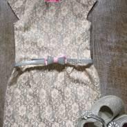 Платья. Рост: 86-92, 92-98 см
