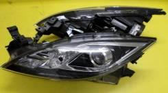 Фара левая Mazda 6 GH адаптивный биксенон