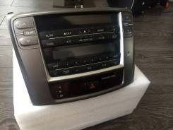 Блок управления климат-контролем. Lexus IS250
