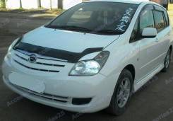 Накладка на фару. Toyota Corolla Spacio, NZE121N, ZZE124N, ZZE122N, NZE121