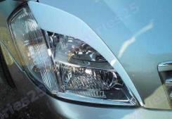 Накладка на фару. Nissan Teana, PJ31, J31, TNJ31