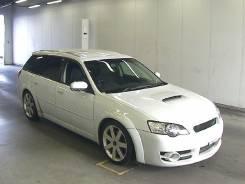 Обвес кузова аэродинамический. Subaru Legacy, BP9, BP, BP5, BPE