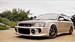 Решетка радиатора. Subaru Legacy, BE5, BEE, BH5