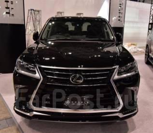 Обвес кузова аэродинамический. Lexus LX450d, URJ201, URJ200 Lexus LX570, SUV, URJ201, URJ201W Двигатели: 1VDFTV, 3URFE