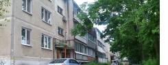 2-комнатная, улица Рихарда Дрегиса 22. надеждинский, частное лицо, 53 кв.м. Дом снаружи