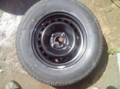 "Продаю одно колесо на 14"" на диске 4х100"
