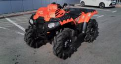 Polaris Sportsman 850. исправен, есть птс, без пробега