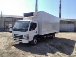 Mitsubishi Fuso. Рефрижератор Mitsubishi FUSO 2011год, 4тонны, 5 000 куб. см., 4 000 кг.
