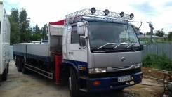 Nissan Diesel UD. Продам грузовик манипулятор., 9 200 куб. см., 12 500 кг.
