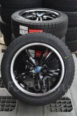 Новые Bridgestone 215/55R17 на литье 5x100 ET48 Forester. 7.0x17 5x100.00 ET48 ЦО 73,1мм.