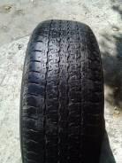 Bridgestone Dueler H/T D840. Летние, 2006 год, износ: 50%, 1 шт