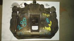Суппорт тормозной. Honda Odyssey, LA-RB2, LA-RB1, ABA-RB2, ABA-RB1, RB1 Двигатель K24A