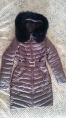 Пальто-пуховики. 42