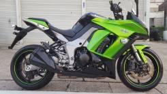 Kawasaki Ninja 1000. 1 000 куб. см., исправен, птс, без пробега