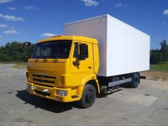 Камаз 4308. Изотермический фургон на базе шасси , 6 700 куб. см., 5 500 кг.