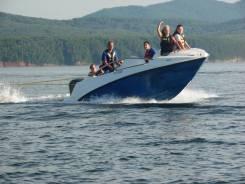 Аренда скоростного катера. 8 человек, 80км/ч