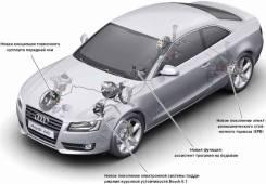 Педаль ручника. Audi A5