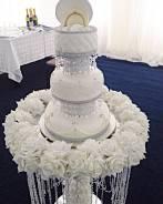 Свадебные торты на заказ от Татьяны.