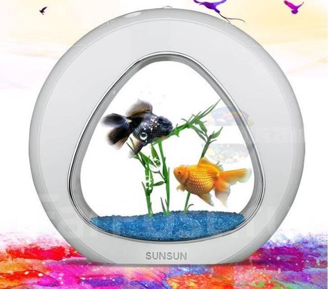 Нано-аквариумы.