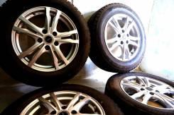 Bridgestone. 6.5x16, 5x114.30, ET38, ЦО 72,0мм.